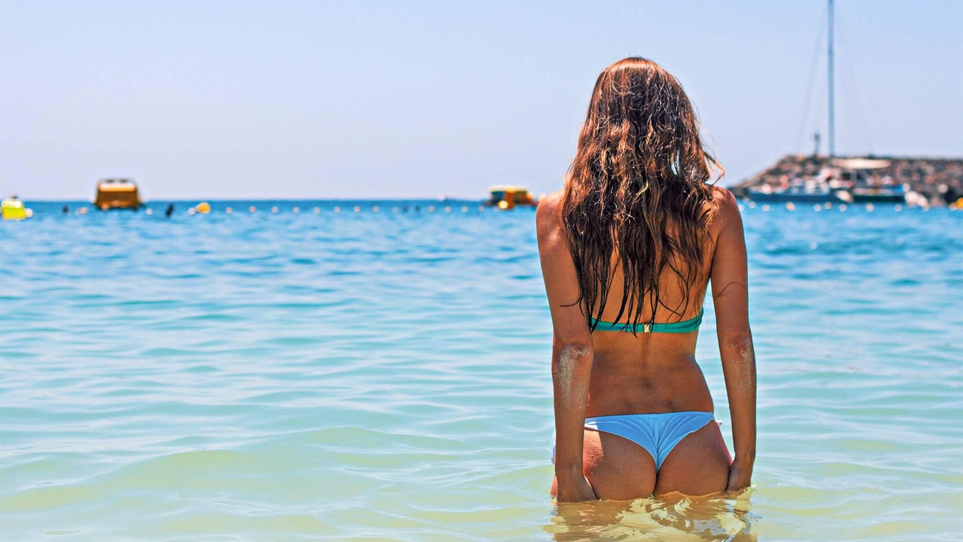Reef Safe Sunscreen While Scuba Diving